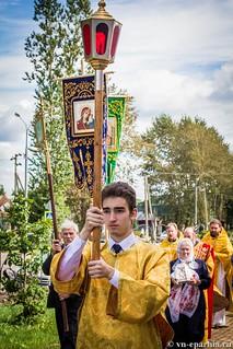 Литургия в Ильинском соборе 645