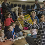 Tim Warnes event for Early Years children | © Phil Wilkinson