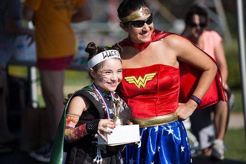 Marshall Tidrick -- CASA Superhero Run 2016 | by CASA of Travis County
