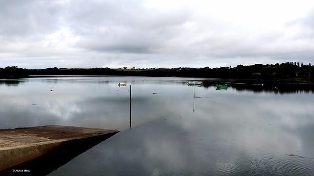 Zen high tide to Tréglonou