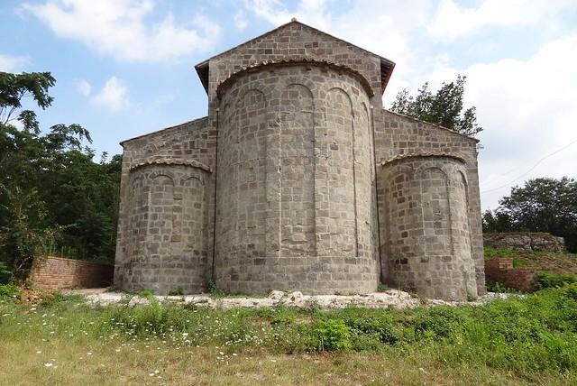 Ventaroli di Carinola - Basilica di Santa Maria in Foro Claudio.