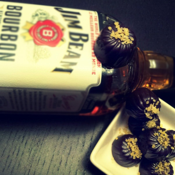 Bourbon Chocolates