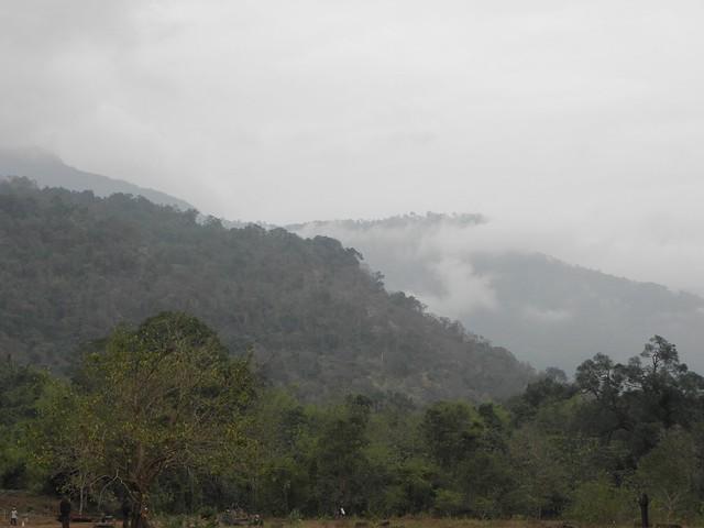 Laos.  Near Wat Phu