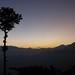 Levée du soleil à Alishan