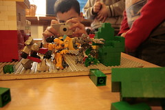 42. Mediaplay -Dragonblood in LEGO, figures, camera and later oploaded.