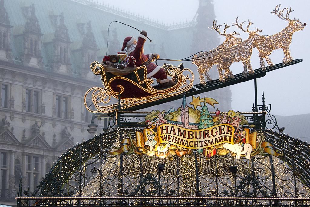 Hamburger Weihnachtsmarkt.Hamburger Weihnachtsmarkt Justus Blümer Flickr