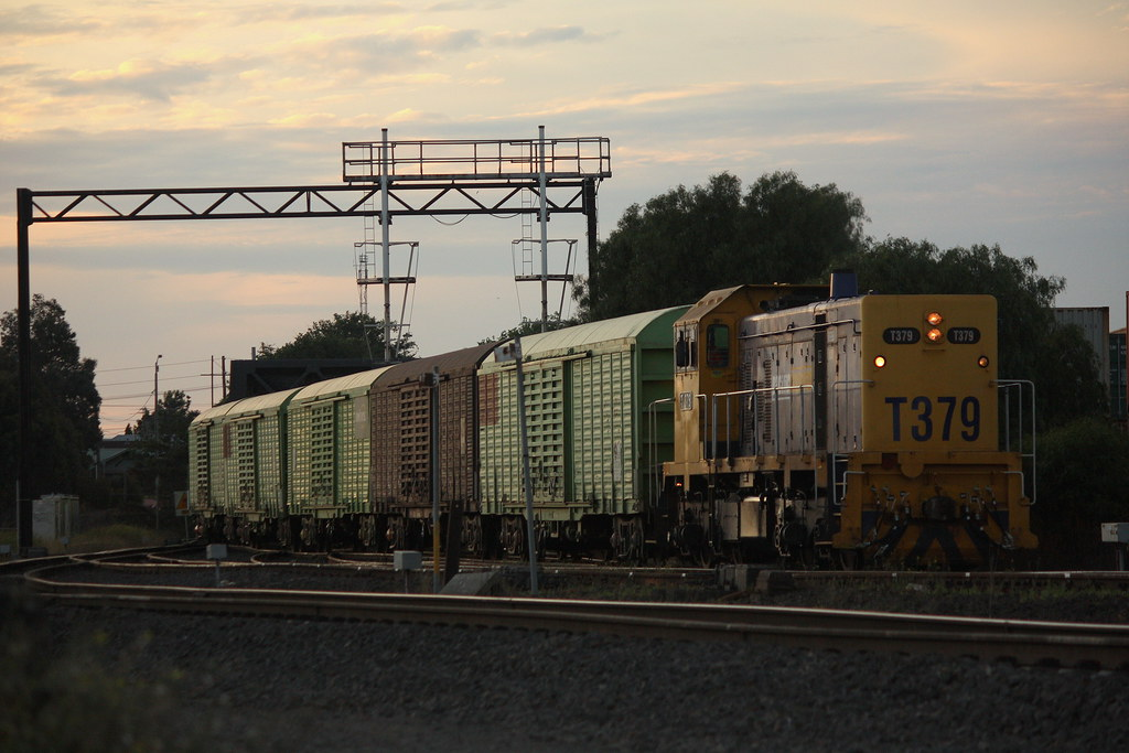 T379 on Intermodal by LC501