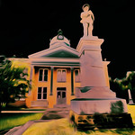 Court House, St. Francisville