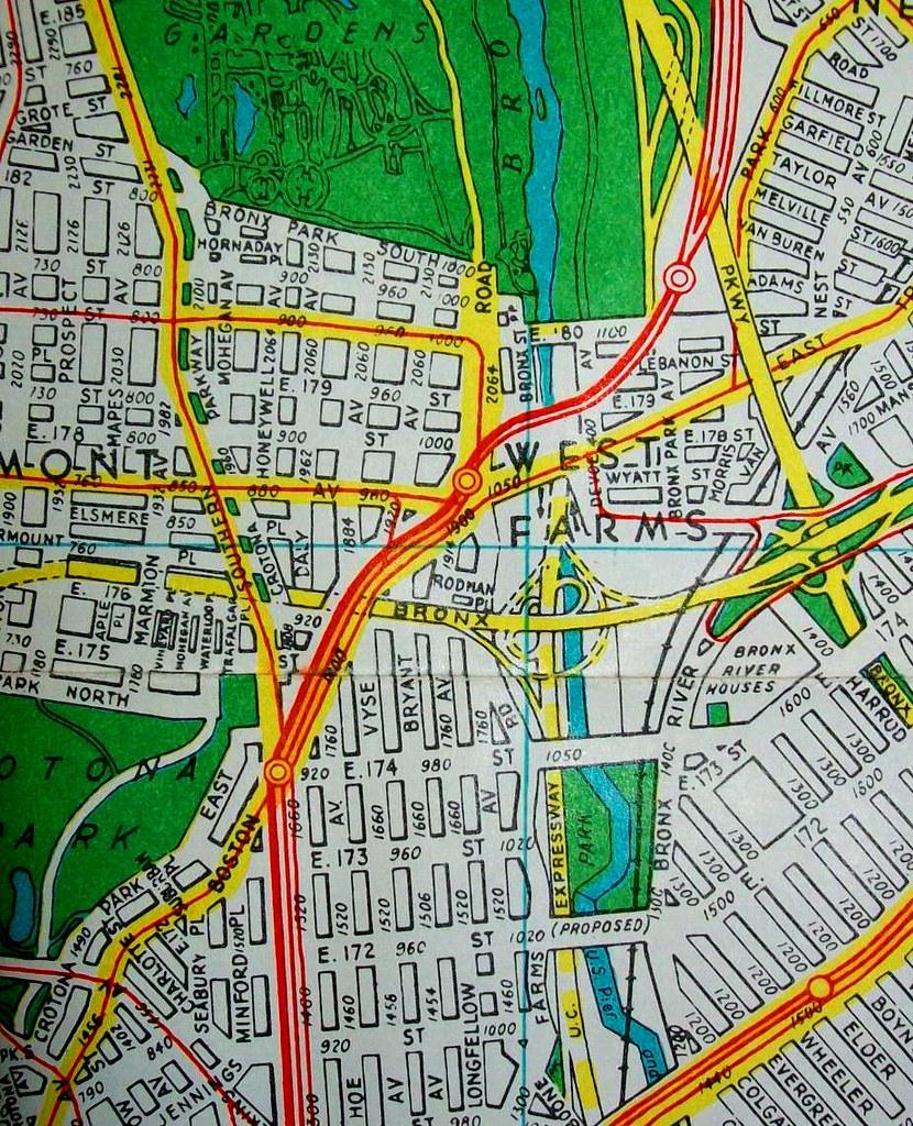 Bronx Ny 1959