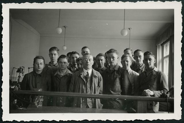 Archiv H139 Lehre im Metallbereich, 1930er