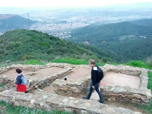 Poblat ibèric de Puig Castellar #cebadalona | by Tartanna