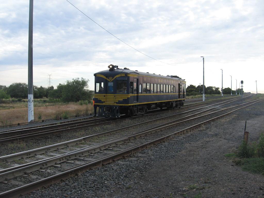 58RM Gheringhap by Coolibah Rail