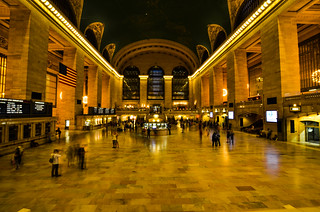 Grand Central Terminal   by Daniel Wehner