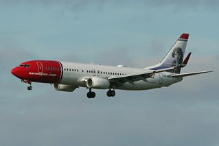 Boeing 737-8JP 'LN-NOZ' Norwegian Shuttle | by Hawkeye UK