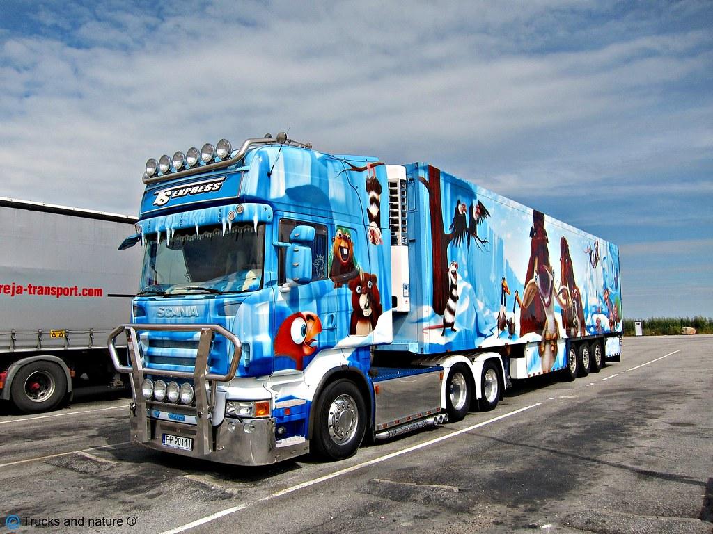 Scania Ice Age