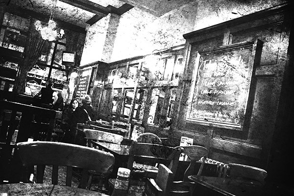 A Pub in Bloomsbury