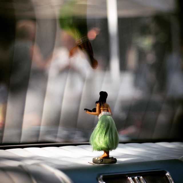 Dashboard Doll