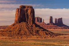 Navajo Nation's Monument Valley Park, AZ.