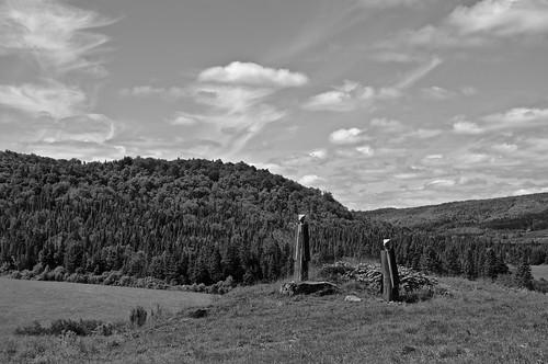 2016 aperture3 arbres bw blackwhite canada cantonsdelest clouds coaticook d90 été juillet nature nikkor18300mm nikon nikond90 noiretblanc nuages paysage saintvenantdepaquette trees québec