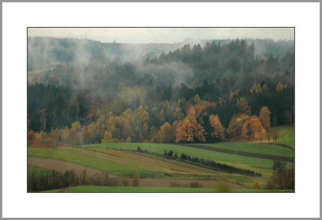 Regentag im November  (A rainy day in november)