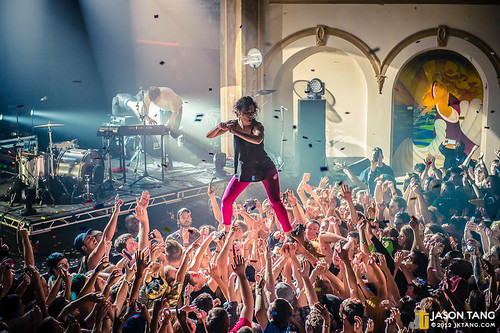 2012.10.30: Matt & Kim @ The Neptune Theatre, Seattle, WA | by Jason Tang Photography