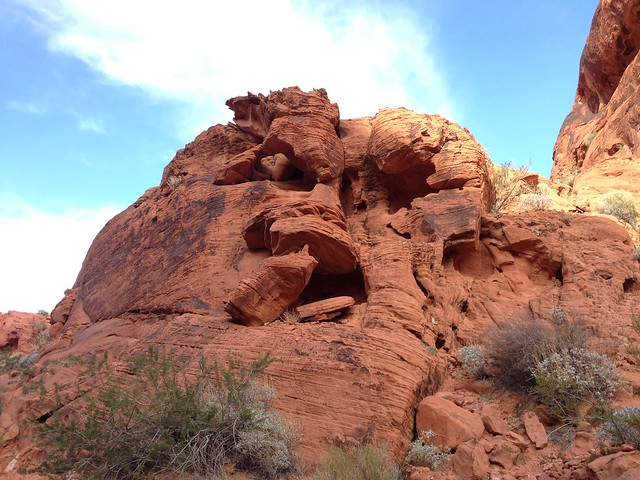 Valley of Fire: Petroglyph Canyon Trail