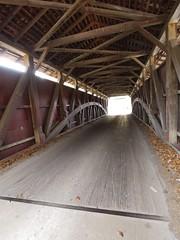 金, 2012-10-26 13:21 - Mercer's Mill Covered Bridge