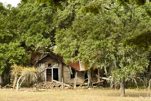 abandoned texas hayscounty