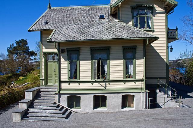 Troldhaugen 1.4, Bergen, Norway