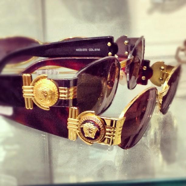 ef61761c645c2 ...  vintage  versace  eyewear  sunglasses  biggie  2chainz  Moda404 Men s  Boutique