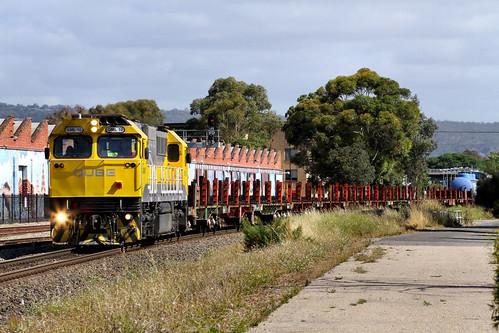 GML10 Empty ARTC Rail Train Keswick 05 12 2012 | by EMD4301