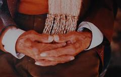 En el Hogar de Ancianos