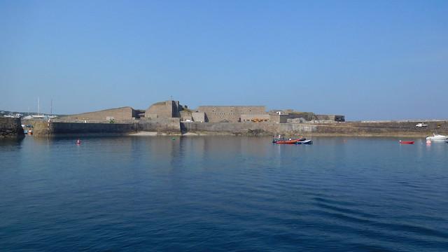 0001 Fort Grosnez, Alderney (Channel Islands)