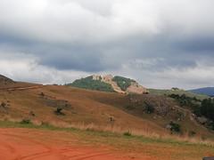 Views from Nyonyane Mountain, Mlilwane, Swaziland