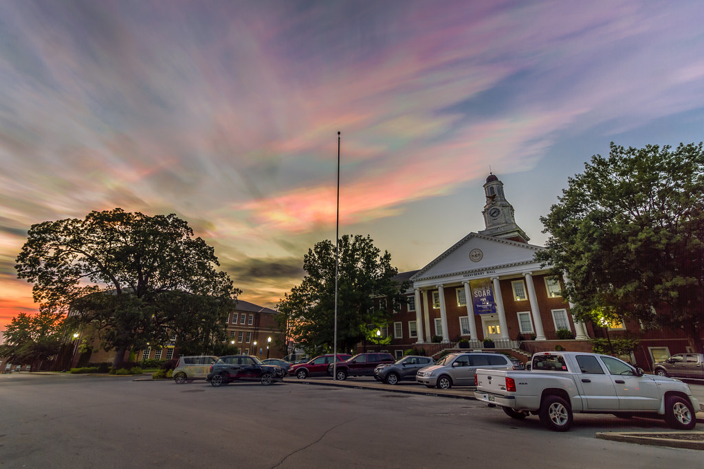 Derryberry Hall, Tennessee Tech University, Cookeville, Tennessee