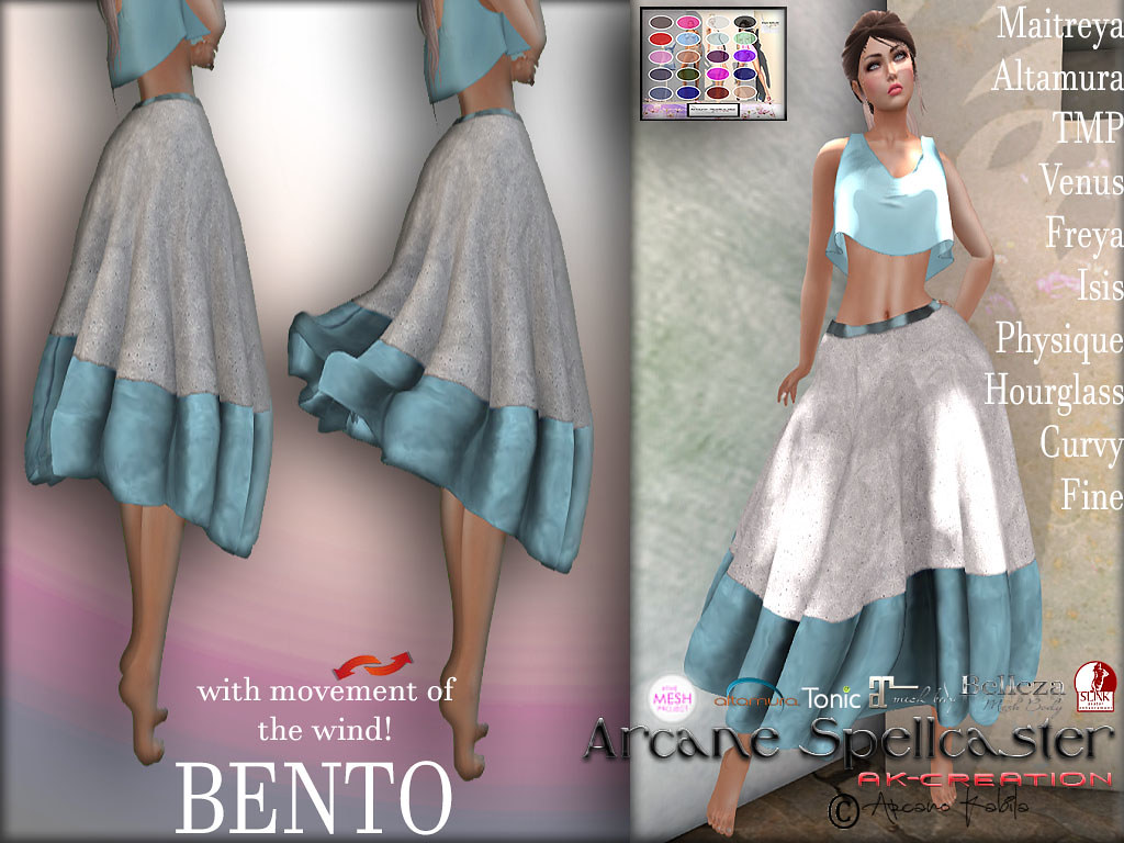 Skirt Line BENTO