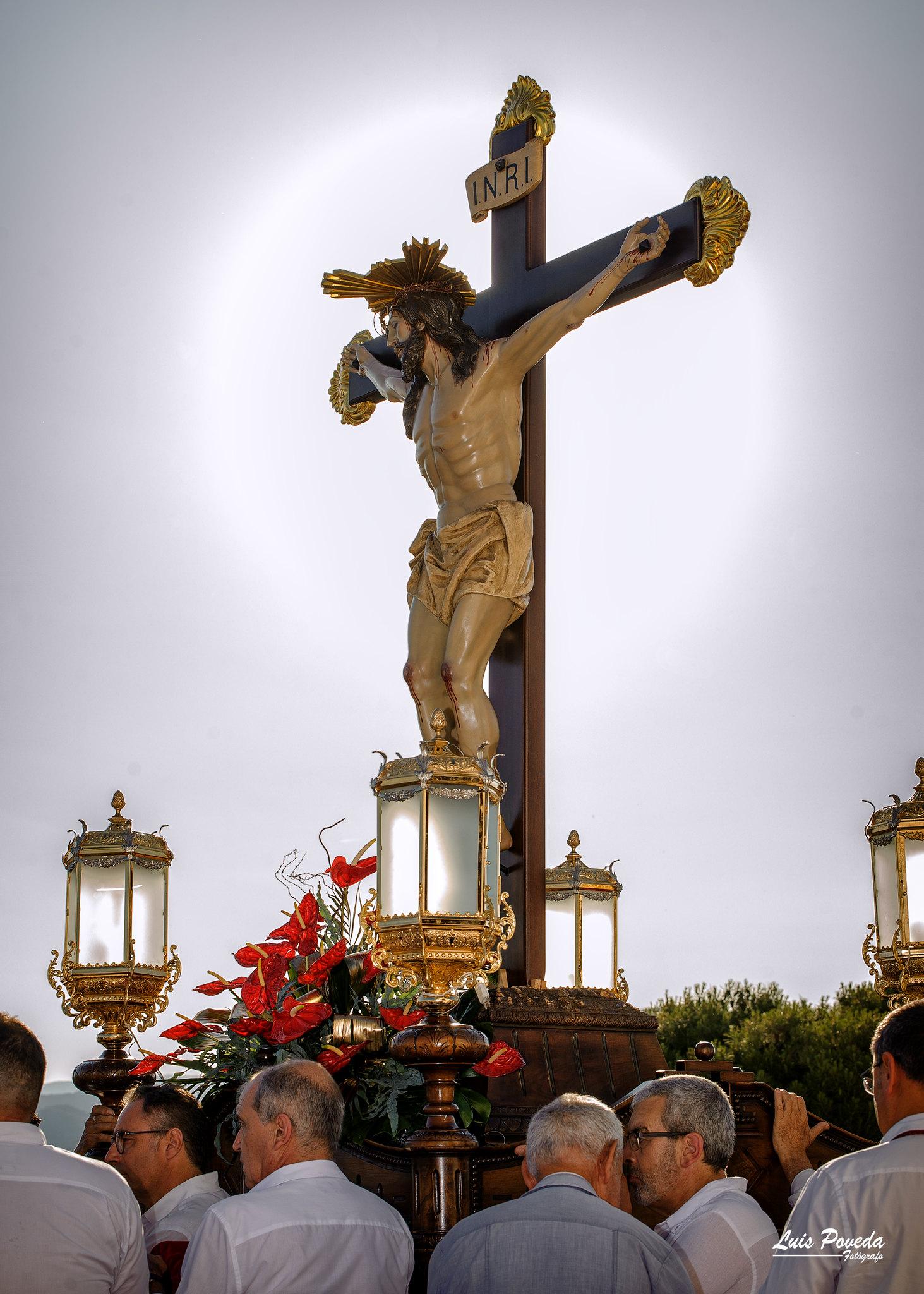(2018-06-22) - Vía Crucis bajada - Luis Poveda Galiano (01)