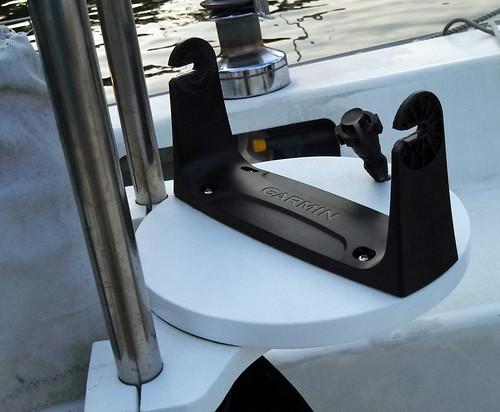 E-GPS RotoMount Detail w-o GPS in place
