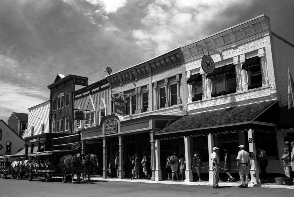 Main Street Mackinac