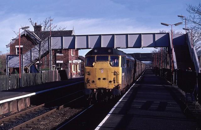 Layton station 31