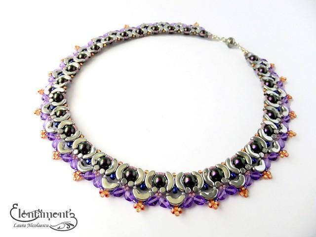Violet rocks (sold)