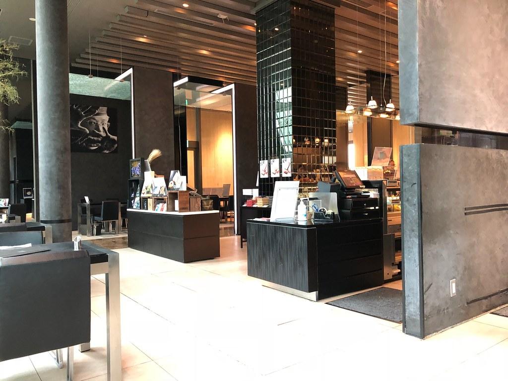 石川県立美術館カフェ