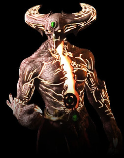 Shinnok_Corrupted | by DReager100