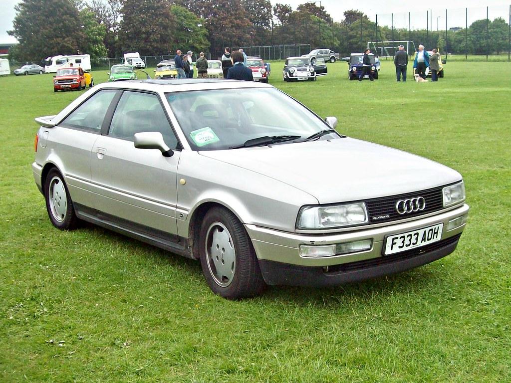 164 Audi 90 (B3) Quattro Coupe (1989) | Audi 90(B3) Quattro … | Flickr