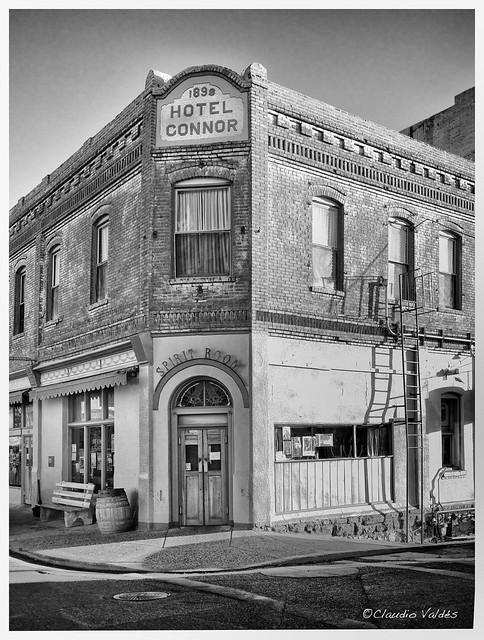 - Hotel Connor 1898 -
