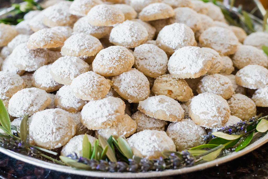 Italian Wedding Cookies.The Perfect Holiday Cookie Italian Wedding Cookies Are Li Flickr