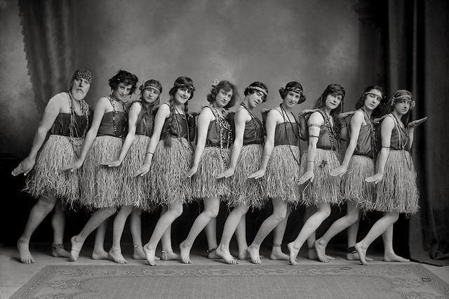 Great Uncle Adriano J. Peg and the Tiki Tiki Tiki Revue