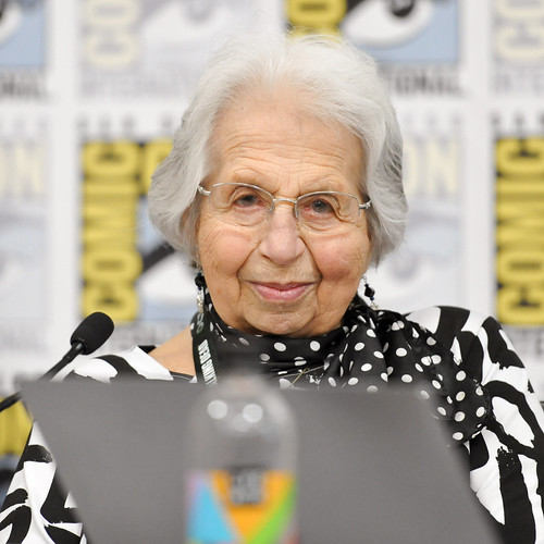 San Diego Comic-Con 2018: Ruth Goldschmiedova Sax | by Kendall Whitehouse