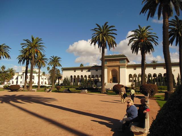 Marokko ,  Casablanca, Place Mohammed V. ,1-4,  12345
