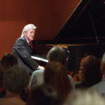 Alan Broadbent at the Steinway Piano Gallery, Thursday, October 11, 2012. Photos © Dailey Pike 2012 www.PictureSnatcher.com
